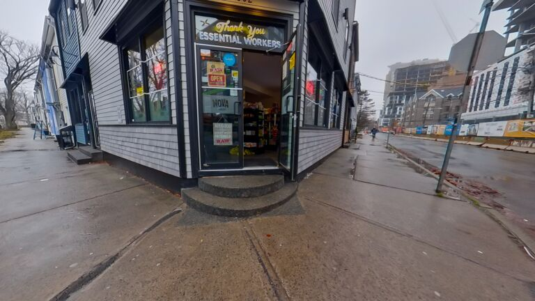 Halifax in NS